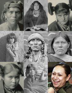 Nuestros hermanos Hopi