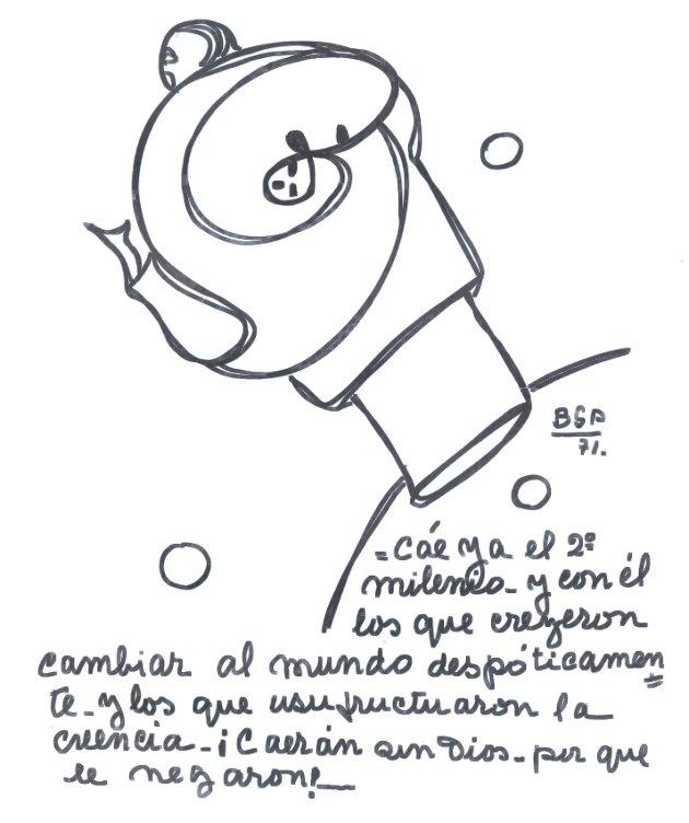 Solari Parravicini : cae el 2º milenio