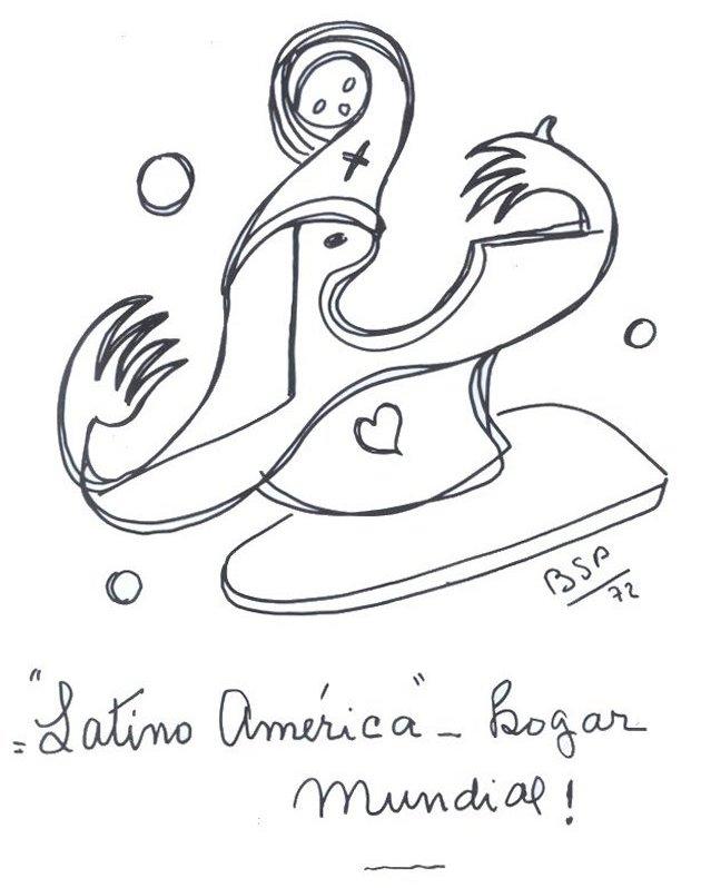 Solari Parravicini sobre Latinoamerica