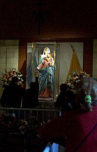 Virgen Maria del Rosario de San Nicolas