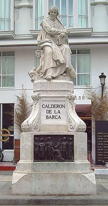 Monumento_a_Calderón_de_la_Barca