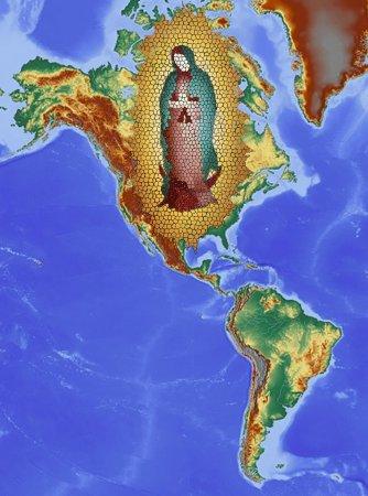 Guadalupe-Patrona-América