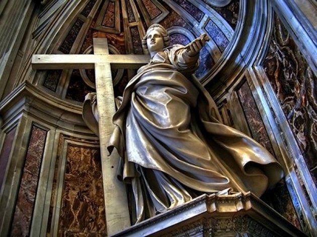 Santa Helena en San Pedro - Vaticano