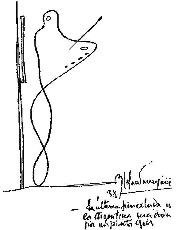 Solari Parravicini : argentina-pincelada hombre gris