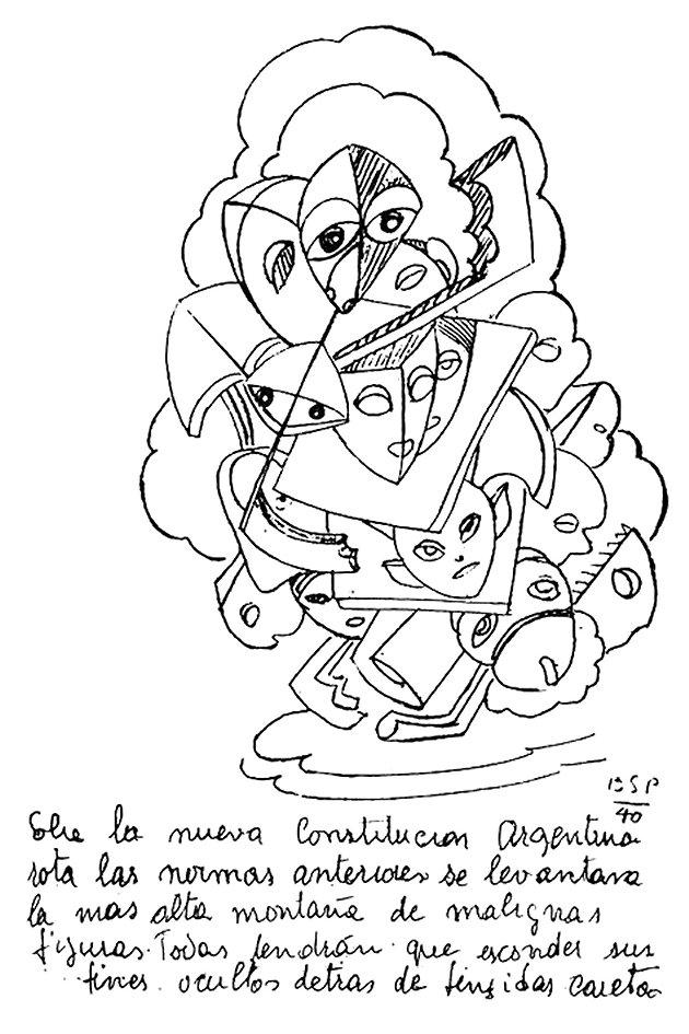 Solari Parravicini: nueva constitucion
