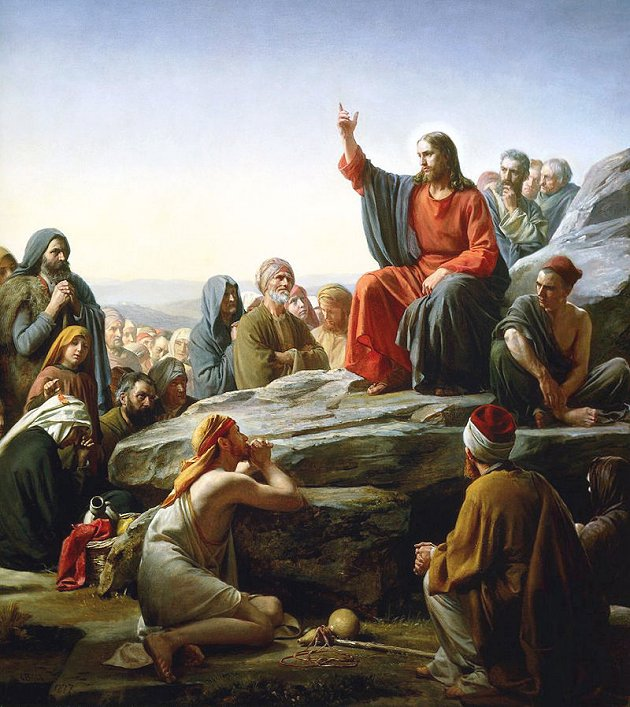 Bloch Sermón de la Montaña