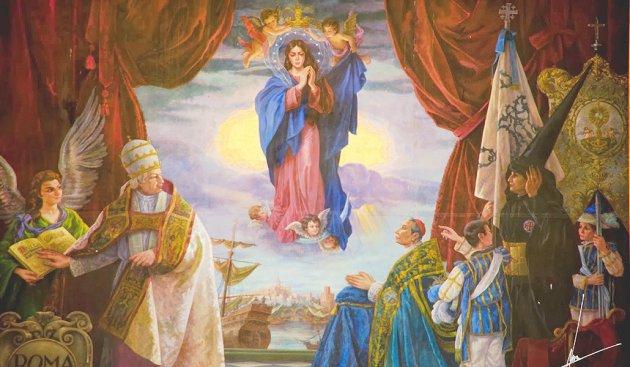 El Centenario del Dogma de la Inmaculada Concepción - Alfonso Grosso