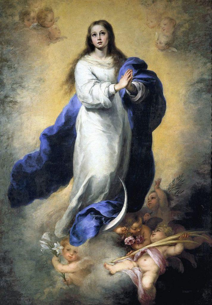 Inmaculada Concepción de los Venerables , Bartolomé Murillo (siglo XVII)