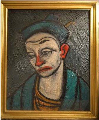 CLOWN - PIERROT Un clown ( en inglés ) o payaso (del italiano pagliaccio) es un personaje estereotipado representado comúnmente con vestimentas extravagantes, maquillaje excesivo y pelucas llamativas. Generalmente se le asocia con un artista de circo, cuya función es hacer reír a la gente, gastar bromas, hacer piruetas y en ocasiones trucos divertidos, pero también es un actor satírico que se burla de la cotidianidad. En algunas culturas, la vestimenta y el maquillaje del payaso denotan una jerarquía, desde el maquillaje de vagabundo hasta la cara blanca. Ocuparon una parte importante de la vida europea a partir del siglo XVI, cuando servían de entretenimiento a los reyes, aunque no pasaban todo el tiempo dentro de los castillos y palacios; cuando no estaban sirviendo a sus majestades, acudían a cantinas y tabernas para mofarse de la sociedad, además de que en sarcásticos chistes contaban secretos de los cortesanos. El plural clownes es una castellanización. Quizás quiera denotar la relación con los anglosajones.