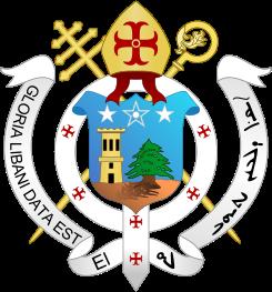 Escudo patriarcal maronita