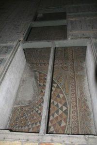 Mosaicos de la época constantiana