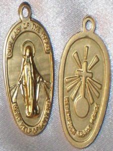 Medalla Nuestra Señora de las Rosas