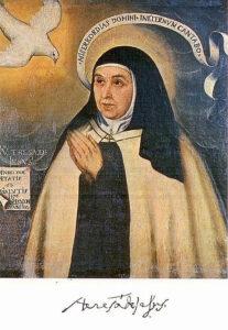 Santa Teresa de Jesús (Santa Teresa de Ávila)